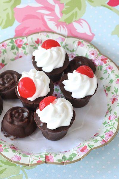Bombones-de-chocolate-y-coco