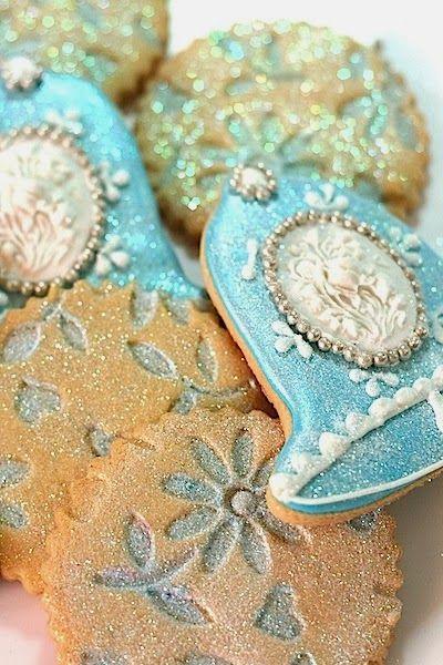 Receta-de-Galletas-decoradas-azules-con-motivo-de-Navidad
