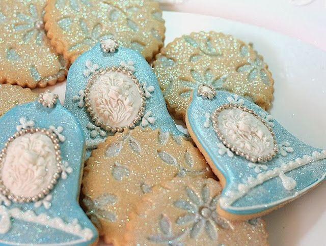 Galletas-azules-Navidad